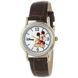 Disney Women's W000551 Mickey Mouse Cardiff Watch