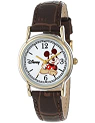 Disney Womens W000551 Mickey Mouse Cardiff Watch