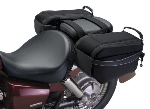 - Classic Accessories MotoGear 73707 Motorcycle Saddle Bags