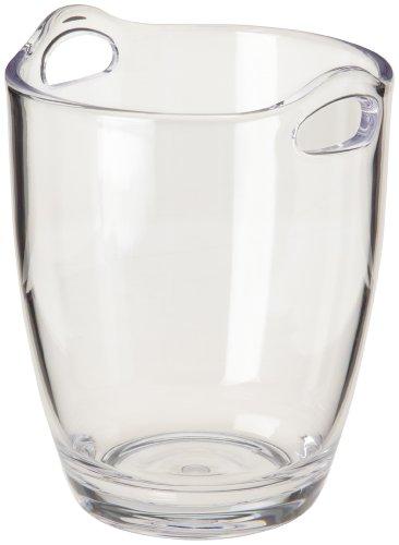 - Prodyne Acrylic Wine Bucket, Thick Clear