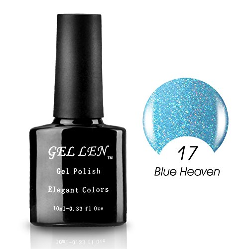 Gellen UV Gel Nail Polish - Stylish Halo Gel Series, Soak Of