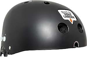 VideoHead BLKM 8+ X1 Helmet, Black