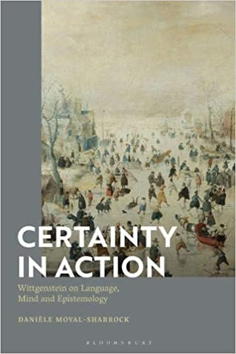 Book Cover for Certainty in Action: Wittgenstein on Language, Mind and Epistemology