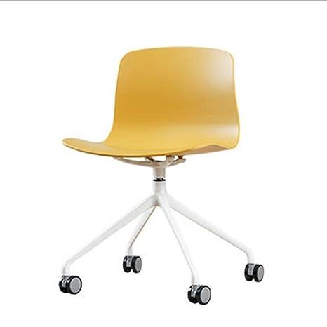 Amazon.com: LZRZBH - Silla giratoria de oficina, silla de ...