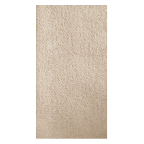 Hoffmaster 066072 Linen-Like Natural Dinner Napkin, Unembossed, 1/8 Fold, 17