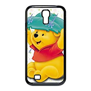 Mystic Zone Popular Cartoon Winnie the Pooh Cover Case for Samsung Galaxy S4 Cover Fit Cases SGS0173