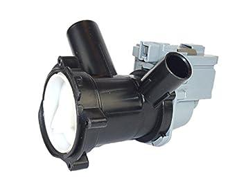Bomba desagüe para lavadora Balay 3TE..., 3TI..., 3TS..., 3TW ...