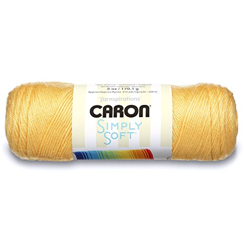 Caron H9700-9755 Simply Soft Sunshine Yarn, - Yarn Worsted Shine
