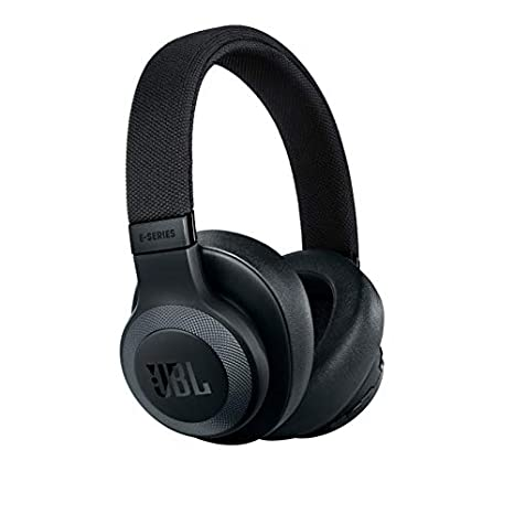 739c6f2f55a JBL E65 BTNC Over Ear Wireless Bluetooth Headphones Active Noise Cancelling  Universal Remote w/Microphone