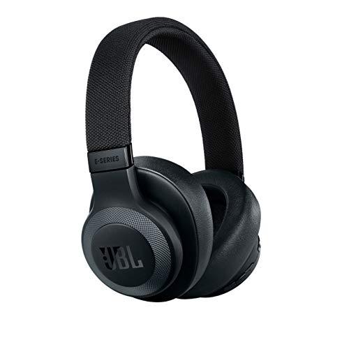 JBL E65BTNC Wireless Over-Ear Active Noise Cancelling Headphones