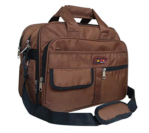 Costfide 15.6 inch Expandable High Durable Office/Messenger Bags,Briefcase, Laptop Bag for Men.