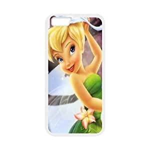 James-Bagg Phone case Tinker Bell Protective Case For Apple Iphone 6 Plus 5.5 inch screen Cases Style-9