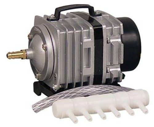 135W Air compressor/ pump for CO2 laser AC110V by Lightobject
