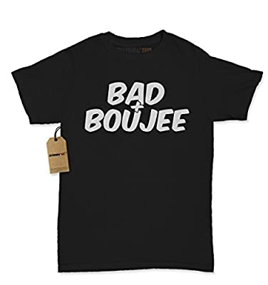 Expression Tees Bad And Boujee Womens T-shirt