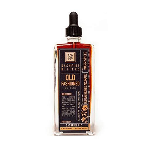 Dashfire Old Fashioned Aromatic Bitters 100ml