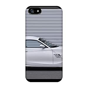Fashionable Style Cases Covers Skin For Iphone 5/5s- White Ac Schnitzer Bmw M Coupe Side
