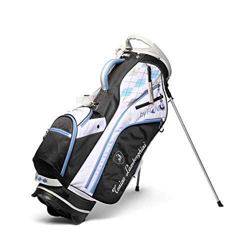 Tonino Lamborghini Golf Stand Bag by Honma - Limited Edition 250 Pieces (Limited Edition Cart Bag)