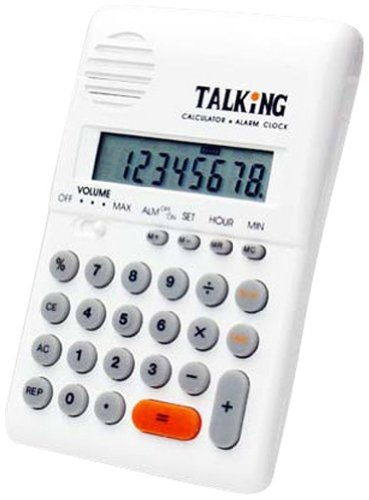 The Braille Superstore Talking Calculator product image