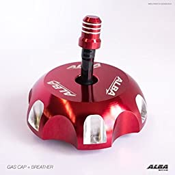 ATV Gas Cap Yamaha Raptor 660 (all years) Red (Available in Many Colors)