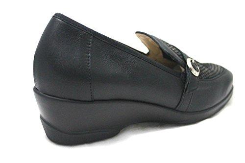 scarpa confort sanagens 5219classic 1839 nera +vit.vipera seppan39