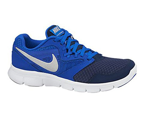 Nike 653701 400 - Zapatillas de fitness Niños Lyon Blue/Midnight Navy/White/Silver