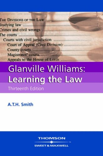 Williams: Learning the Law