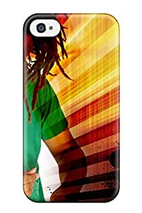 Iphone 4/4s Case Cover Skin : Premium High Quality Funky Girl Case