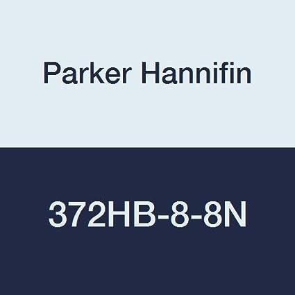 White Pack of 10 Nylon Parker Hannifin 372HB-8-8N-pk10 Par-Barb Male Branch Tee Fitting 1//2 Hose Barb x 1//2 Male NPT