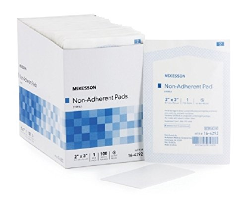 "McKesson Medipak Gauze Non Adhesive 2""X3"" Pad Sterile - B..."