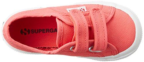 Superga 2750-Jvel Classic, Zapatillas de Tenis Unisex Niños Rosa