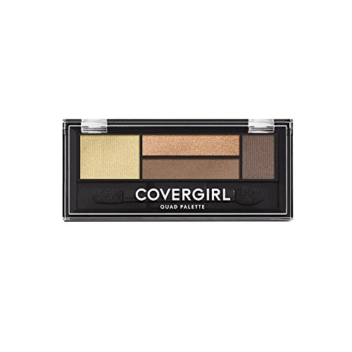 COVERGIRL Eye Shadow Quads Go For The Golds 705, .06 oz