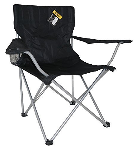 2x Folding Camping Chair Camping Hiking Fishing Garden indoor Outdoor Furniture