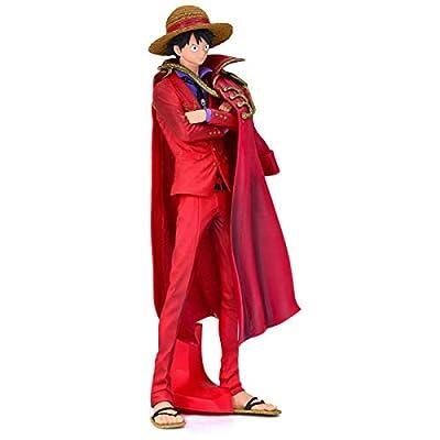Banpresto One Piece King of Artists Monkey D. Luffy 20th Ann. Statue: Banpresto: Toys & Games