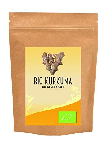 Goldener Zweig - BIO vegane Kurkuma Kapseln - 100g Kapseln