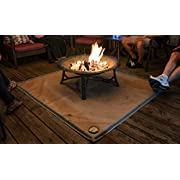 "#LightningDeal Ember Mat | 67"" x 60"" 