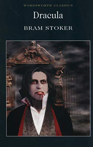 Book cover from Dracula (Wordsworth Classics) by Bram Stoker
