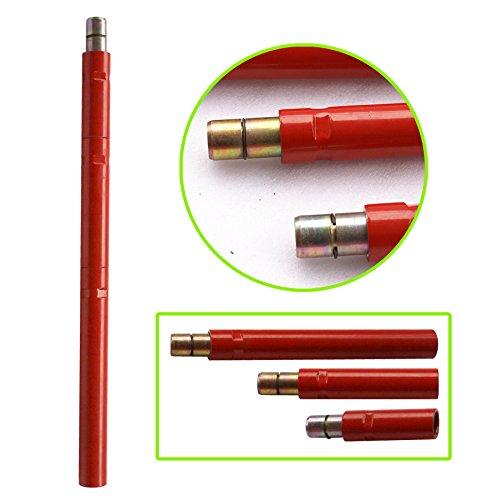 F2C 4 Ton Capacity Porta Power Hydraulic Bottle Jack ram Pump Auto Body Frame Repair Tool Kit Power Set Auto Tool for Automotive, Truck, Farm and Heavy Equipment/Construction (4Ton Set) by F2C (Image #5)