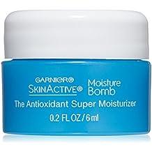 Garnier Skin SkinActive Moisture Bomb Antioxidant Face Moisturizer, 0.2  Fluid Ounce