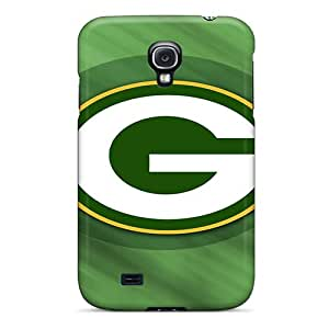 Top Quality Case Cover For Galaxy S4 Case With Nice Green Bay Packers Appearance