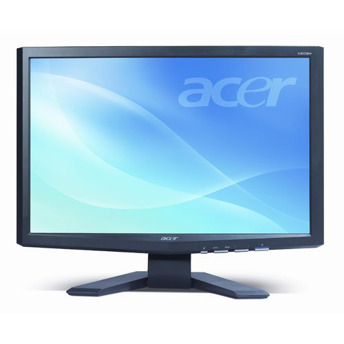 Acer X203H bd 20-Inch LCD Monitor
