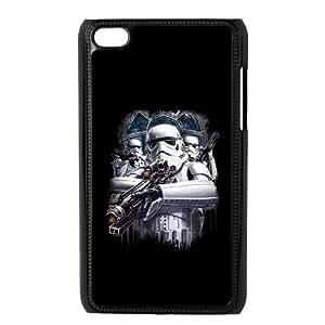 iPod Touch 4 Case Black Blast Them Satny