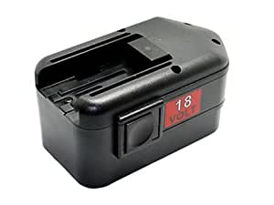 Replace 18V 18 volt Battery For Milwaukee 48-11-2200,48-11-2230,48-11-2232,49-24-0160
