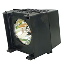 Y67-LMP /Y66-LMP/ 75007091 / 75008204 Replacement Lamp with Housing for Toshiba TVs - with High Quality