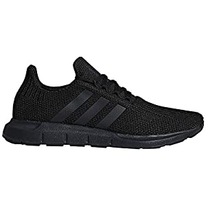 adidas Originals Men's Swift Running Shoe, Black, 12 M US