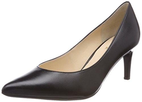 HÖGL Women's 5-10 6700 0100 Closed Toe Heels Black (Schwarz 0100) xZlUd