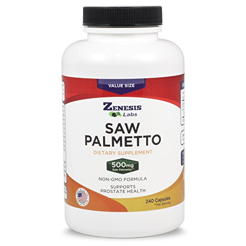 Cheap Saw Palmetto Extract – 240 Capsules – 500mg Per Capsule – More Than 200% More Capsules Than Competitors
