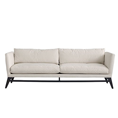 Arteriors Home McCartney Sofa Muslin Grey Ash
