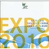Expo 2010 Shanghai China Official Album, English, Paperback