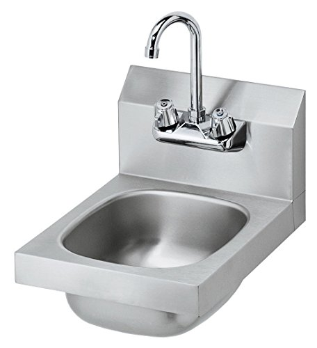 (Stainless Steel NSF Hand Sink 10