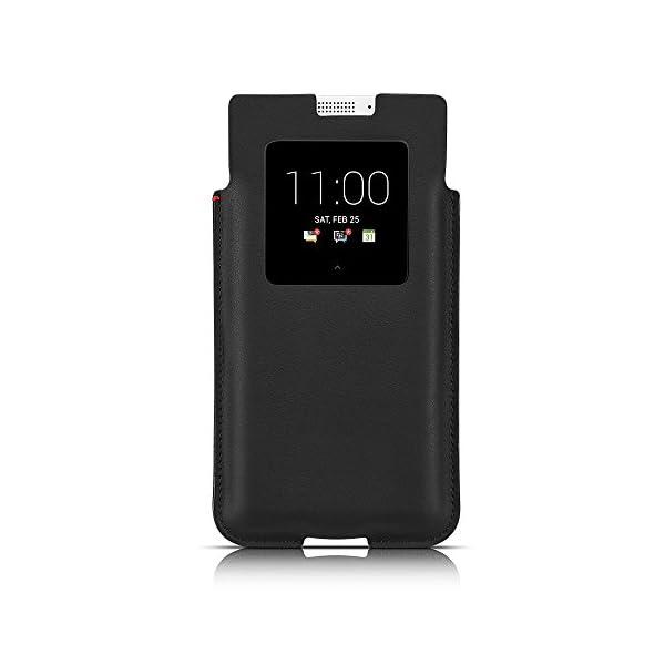 quality design 92b73 35f78 BlackBerry KEYone Smartphone Pocket Sleeve Case